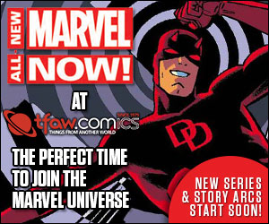 Find All-New Marvel Now at TFAW.com!
