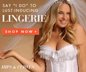 plus size bridal lingerie