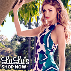Shop Lulu*s and enjoy $10 off + Free Shipping on orders over $100 - Use promo code 'Freeship10' at checkout. Click here!
