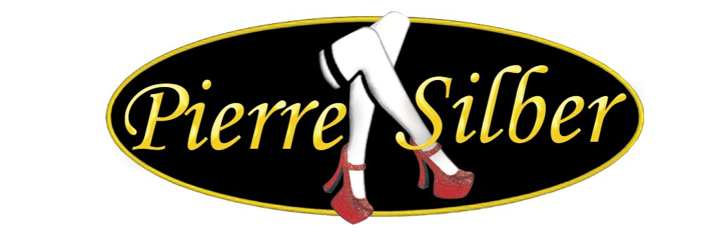 PIERRE SILBER LOGO FOR HIGH HEELS, LINGERIE, SEXY COSTUMES