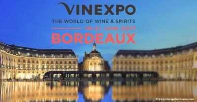Vinexpo ! Le RDV international des professionnels du vin à Bordeaux