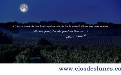 La révolution Clos des Lunes – SC Domaine de Chevalier