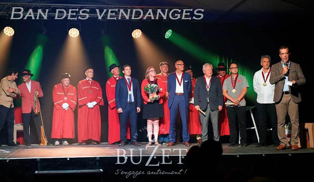 Buzet – 36e Ban des vendanges