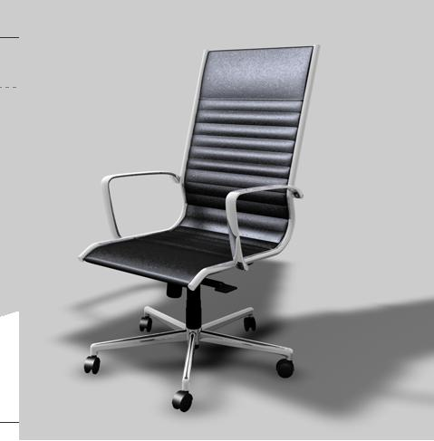 office chair 3d model hairdressing chairs canada sharecg