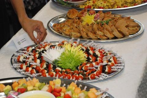 Finger buffet   Share Community