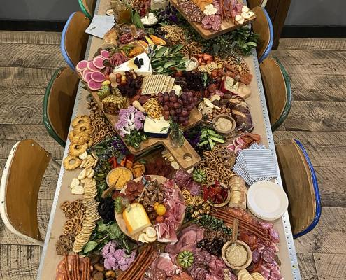 Sharecuterie Table Takeover