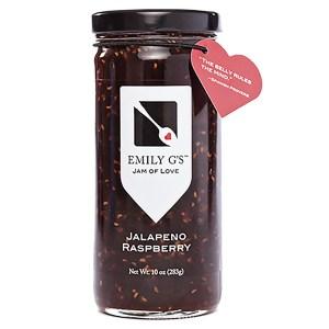 Emily G's Jalapeno Raspberry Jam