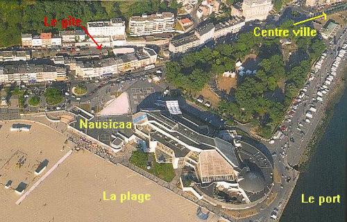 Gite  Boulogne sur mer  louer pour 2 personnes  location n41022