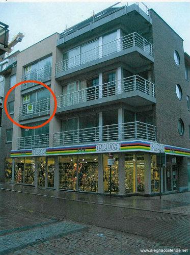 Appartement  Oostende  louer pour 8 personnes  location n60172
