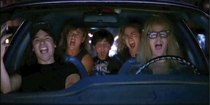 Image result for singing in the car