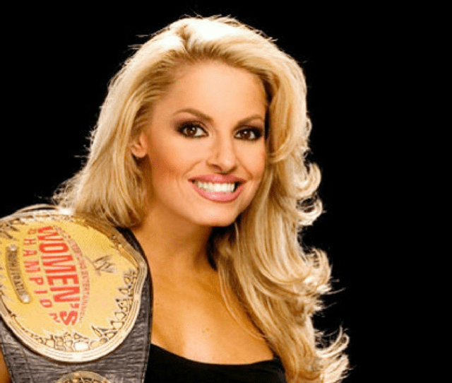 Trish Stratus Was Used To Kicking Butt Now She Confesses Her Hardest Fight Look At Her Now