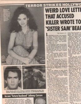 "Rebecca Schaeffer Was Hollywood's ""It Girl"" - But Her Tragic Murder Changed  America"