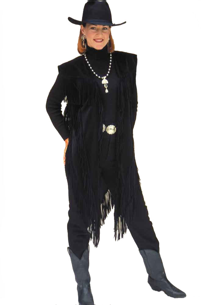 Long and Short Style Vests from WesternWomenWear.com
