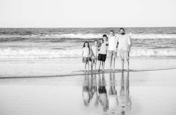 Family Photography Gold Coast Shared Moments