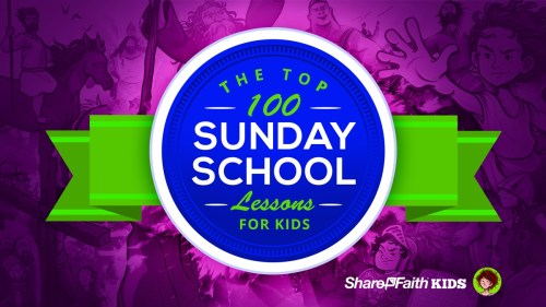 small resolution of Top 100 Sunday School Lessons for Kids Ministry \u0026 VBS