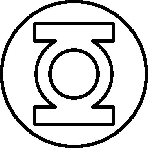 Superheroe, Comic, Logo, movie, dc, logotype icon