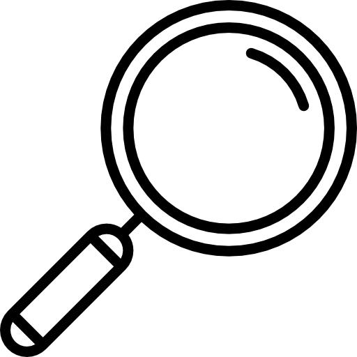 magnifying glass, detective, zoom, Loupe, Tools And