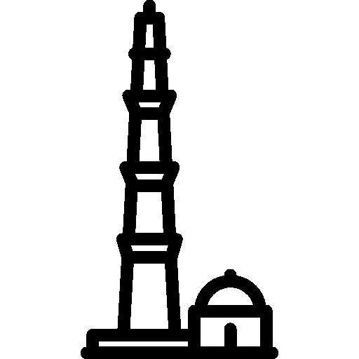 Building, Asia, Monuments, Monument, India, islam
