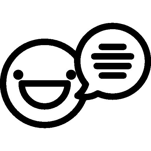 talk, chatting, Speaking, Emoticon, speech bubble, Emoji