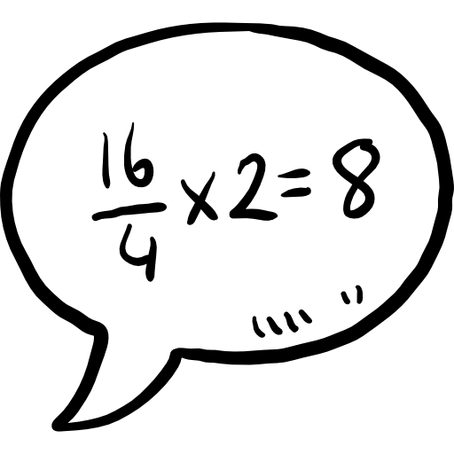 Answer, Communication, speech bubble, Conversation, maths