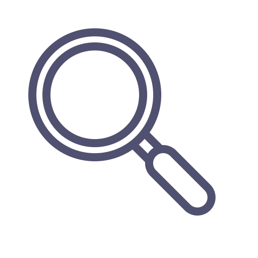 Lense Find Search Zoom Tool Glass Icon