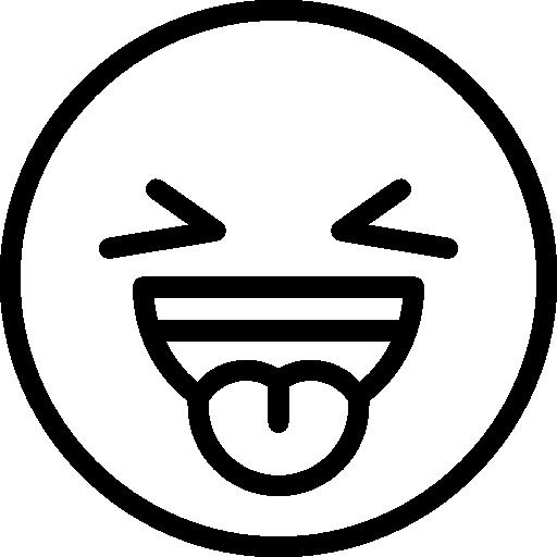 Emoji, feelings, Smileys, laughing, emoticons icon
