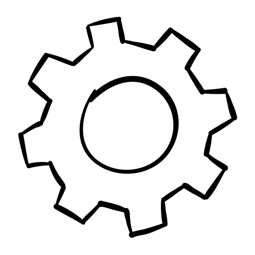 wheel, Cog, Puzzle, handdrawn, machine, machinery, Cogs