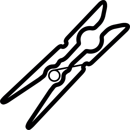 pin, Tools And Utensils, Clothespin, Clothes, Clothes Peg icon