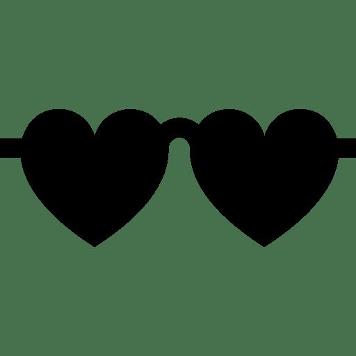 Eyeglass Heart Shaped Glasses Fashion Heart Shape