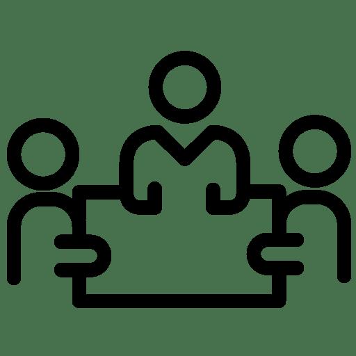 Users, office, Presentation, Communication, management