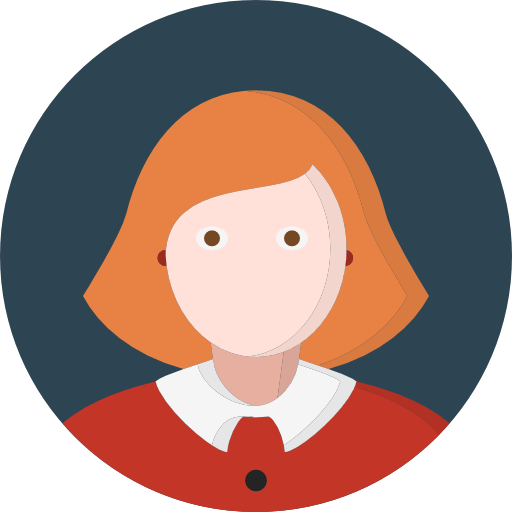 user woman Girl profile Avatar young people icon