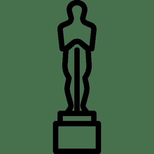 cinema, award, trophy, Oscar, Awards, entertainment