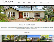 Frost Real Estate Website