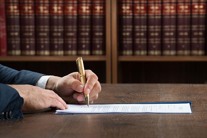 Legal Definitions - Question 32