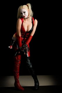 Betty Nukem as Harley 2