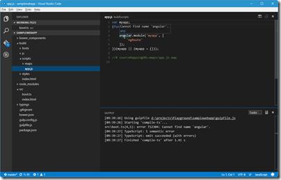 Syntaxhighlighting in Visual Studio Code