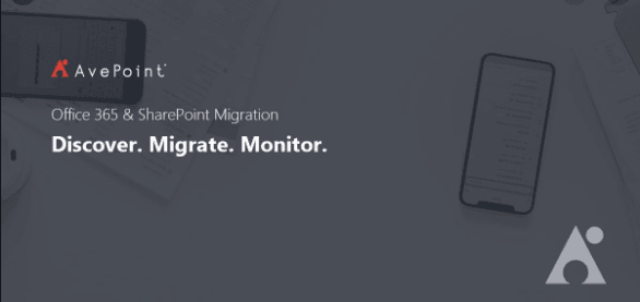 AvePoint SharePoint migration Tools