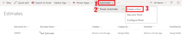 Create Approval workflow in MS Flow Step-By-Step