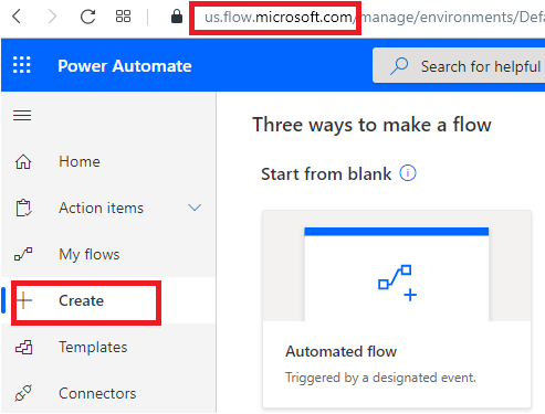 Create Approval flow in Power Automate