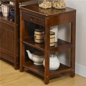 Sharer 分享+ - 商品專區 - 安達實木單抽置物櫃