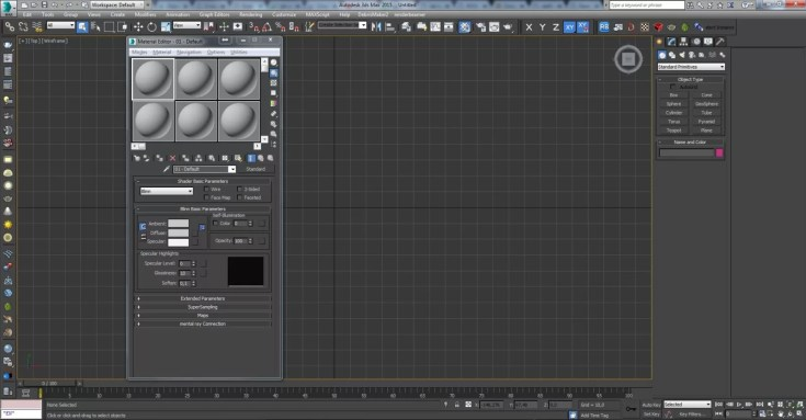 3ds Max How to apply the texture and determine size 01 1024x533 - blog - Texture placement, texture mapping, 3ds max texture placement