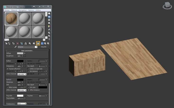 3ds Max How to apply the texture and determine size 07 1024x637 - blog - Texture placement, texture mapping, 3ds max texture placement