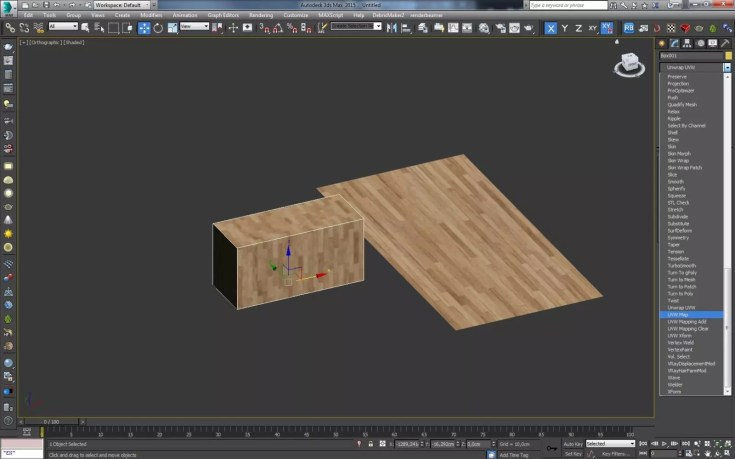 3ds Max How to apply the texture and determine size 08 1024x640 - blog - Texture placement, texture mapping, 3ds max texture placement