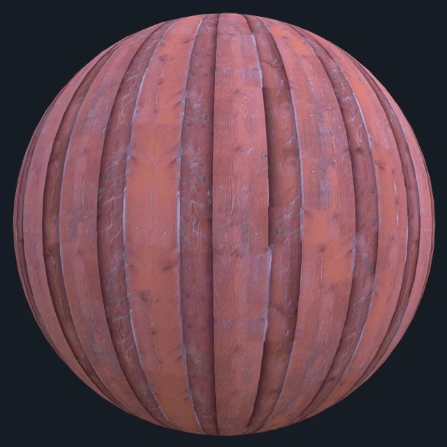 wood plank texture free red
