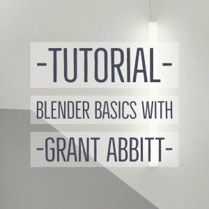 learn blender basics