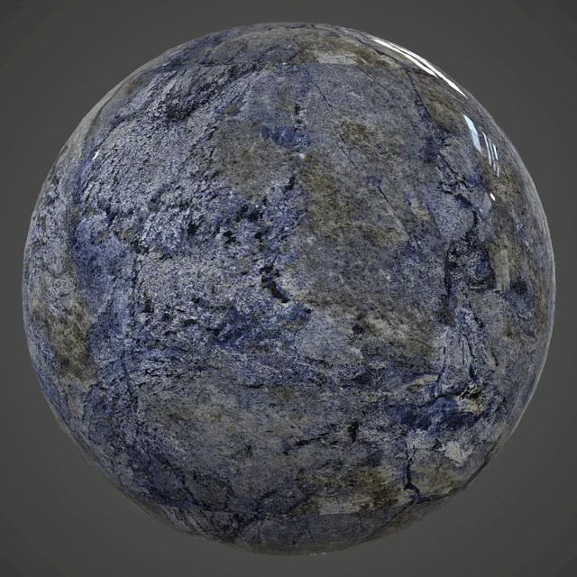 AZUL BAHIA - POLISHED - GRANITE