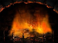 Fireplace Animated Wallpaper Free Download and Review