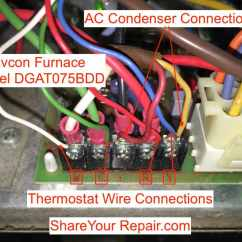 Coleman Evcon Wiring Diagram Thermostat Eaton Iec Motor Starter Troubleshooting Share Your Repair