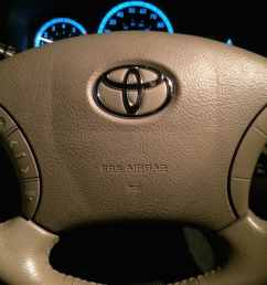 horn won t work how to troubleshoot the horn on a 2004 2010 toyota sienna share your repair [ 1170 x 878 Pixel ]