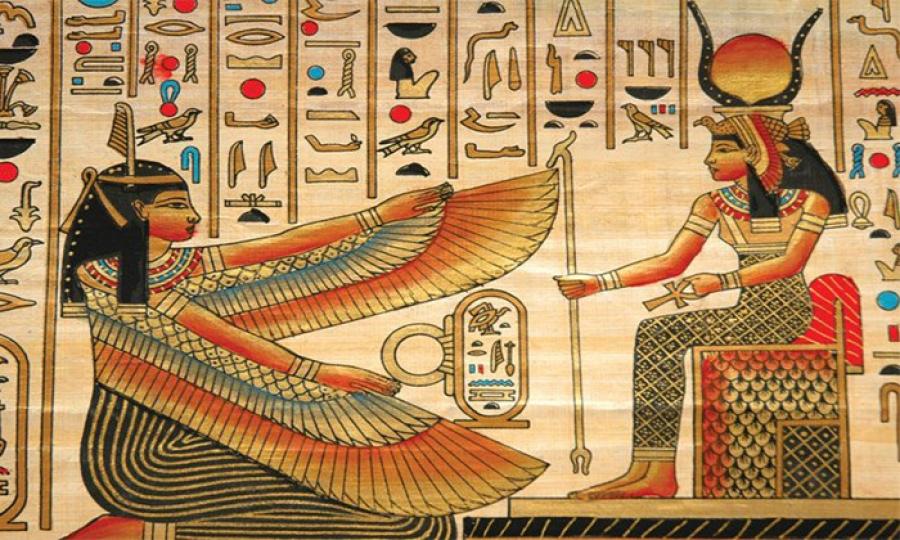 المرأة الفرعونية  السبّاقة في تحصيل حقوقها